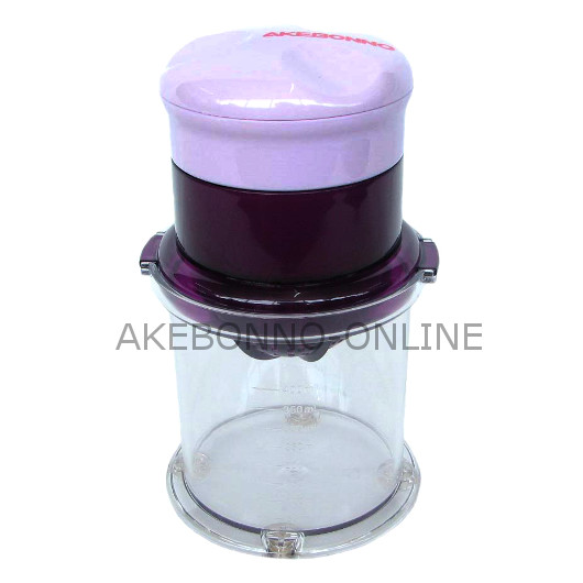 Akebonno Super Juicer (Peras Jeruk Manual)