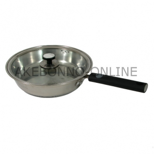 Stainless Steel Fry Pan 24 cm