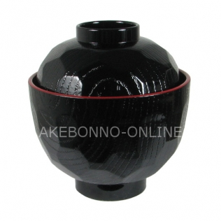 Akebonno Miso Soup Black Colour
