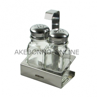 Akebonno Salt & Pepper Set MD4
